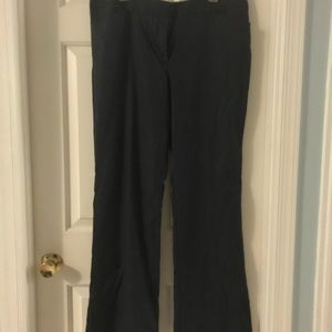 Worthington Modern Fit Trousers Size 18 Navy